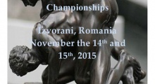EUROPEAN CHAMPIONSHIP 2015 ROMANIA